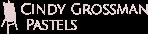 Cindy Grossman Pastel Artist Logo
